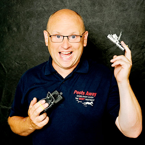Richard Potter - Pest Control Expert Surrey